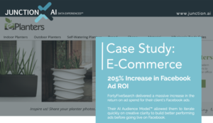Junction AI FortyFiveSearch Ecommerce Case Study