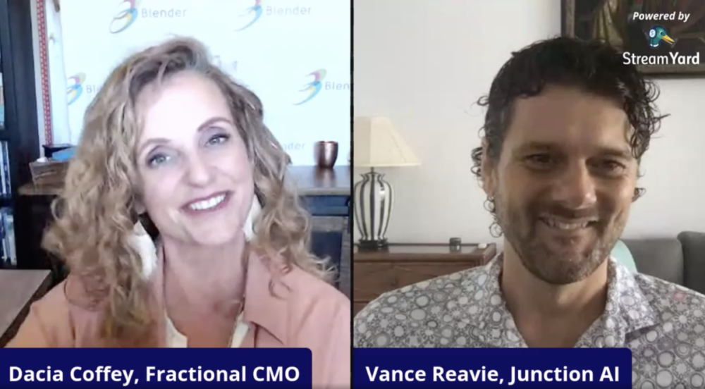 Dacia Coffey and Vance Reavie - AI & Marketing on LinkedIn LiveDacia Coffey and Vance Reavie - AI & Marketing on LinkedIn Live