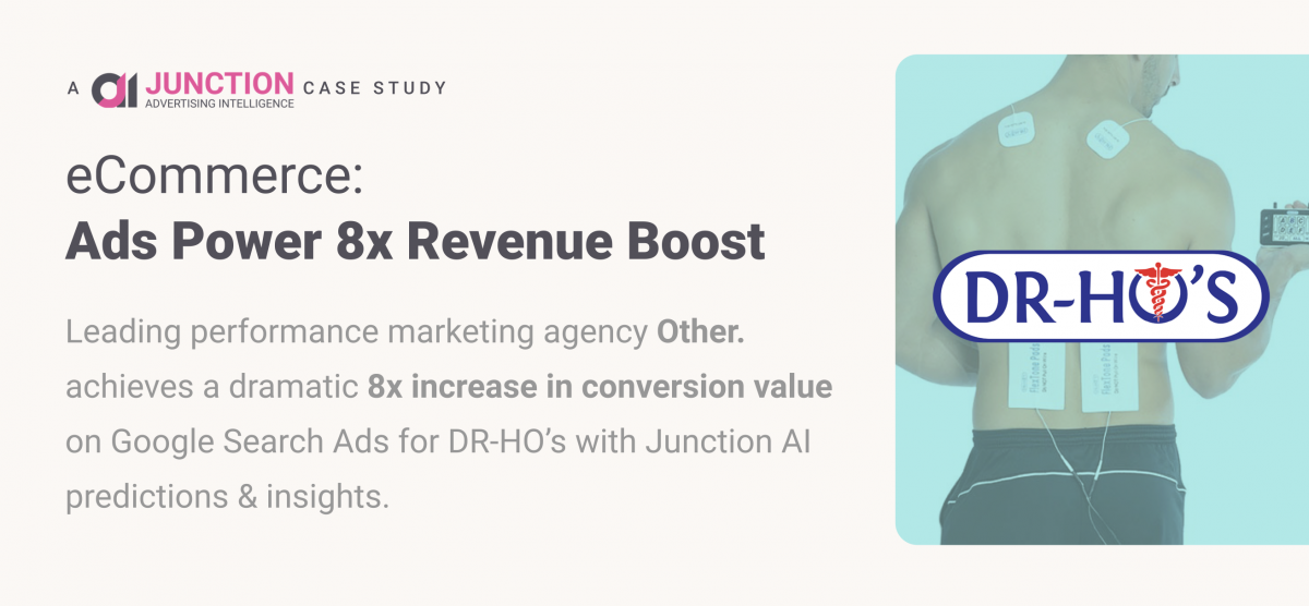 Junction AI-8x Growth in Sales Revenue Using AI