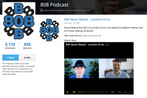 Junction AI-Stop Wasted Ad Spend Podcast with OnFire Ignites Podcast